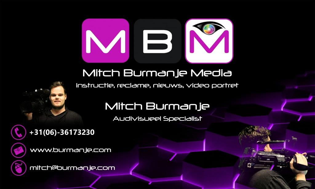 Visitekaartje MBM